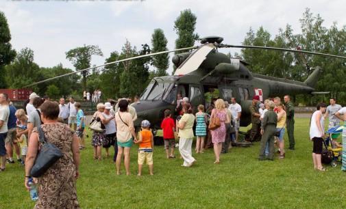 Dni Otwartych Koszar podczas obchodów święta 7 batalionu kawalerii powietrznej