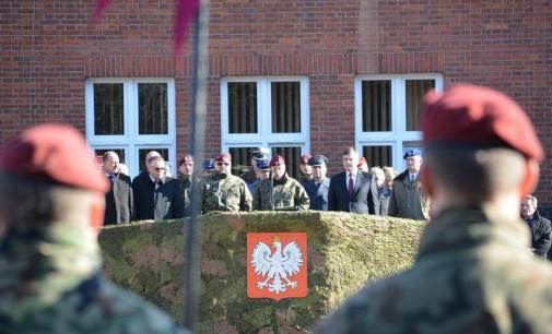 Pożegnanie Dowódcy 25 Brygady Kawalerii Powietrznej