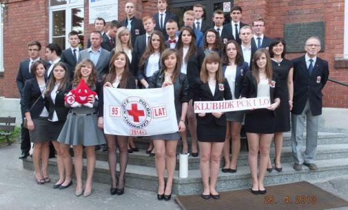 Młoda Krew Ratuje Życie – Wyróżnienia dla krwiodawców w I LO