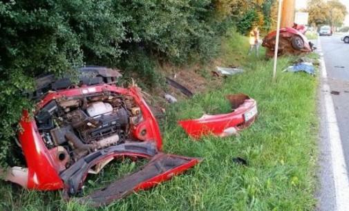 Tomaszowianin zginął w wypadku samochodowym w Niemczech