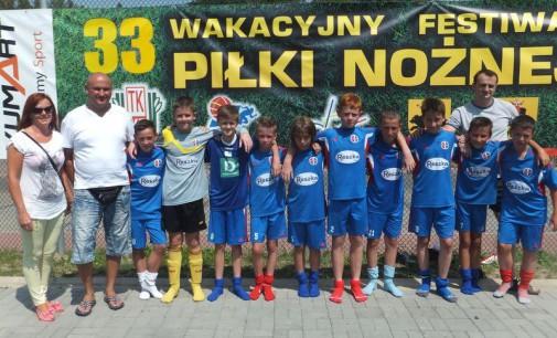 Wyniki 33.Wakacyjnego Festiwalu Piłki Nożnej MUNDIAL 2014