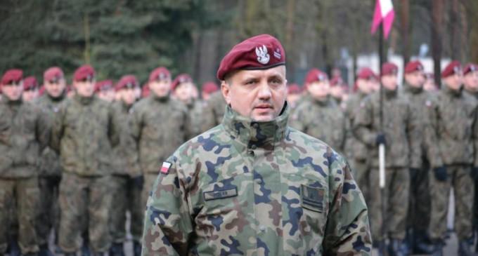 Inauguracja nowego roku szkoleniowego w 25 Brygady Kawalerii Powietrznej.