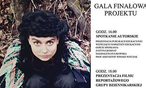 "Gala Finałowa Projektu ""Pasaże pamięci"""