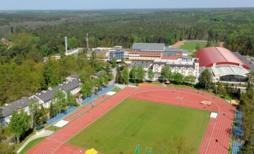 Uroczyste nadanie stadionowi COS imienia Kamili Skolimowskiej