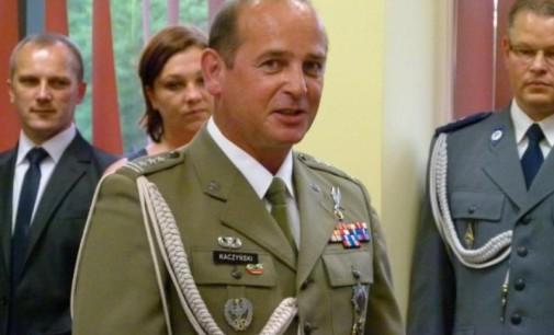 Nowy dowódca 25. Brygady Kawalerii Powietrznej
