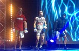 Przemysław Kośnik z Tomaszowa odniósł zwycięstwo na gali MMA we Wrocławiu