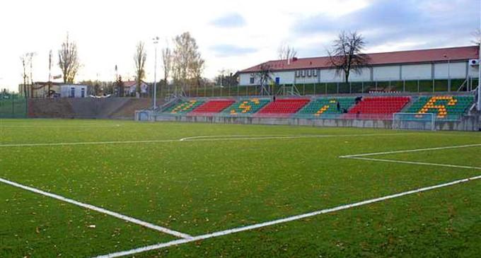 Nowe boisko przy Nowowiejskiej oddane do użytku
