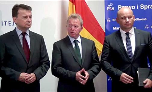 Marcin Witko rozpoczął kampanię wyborczą (wideo)