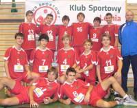 Młodzicy ze srebrnym medalem w Mistrzostwach Województwa!