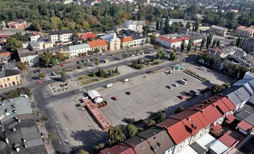 lac Kościuszki wkrótce się zazieleni!