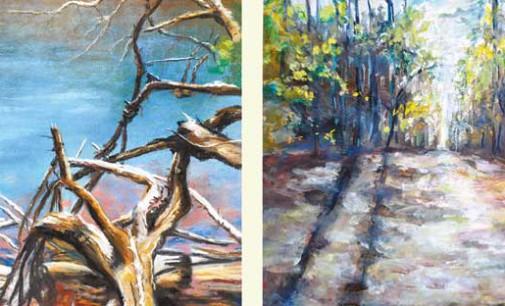 Piękno przyrody pędzlem malowane – Spała 2014