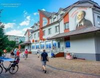 Arka Noego na otwarciu nowego Katolickiego Przedszkola