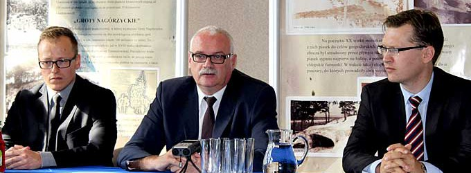 Rafał Zagozdon rozpoczął kampanię wyborczą (wideo)