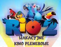 Darmowe Kino Letnie w Tkaczu. W środę hit dla dzieci – Rio 2