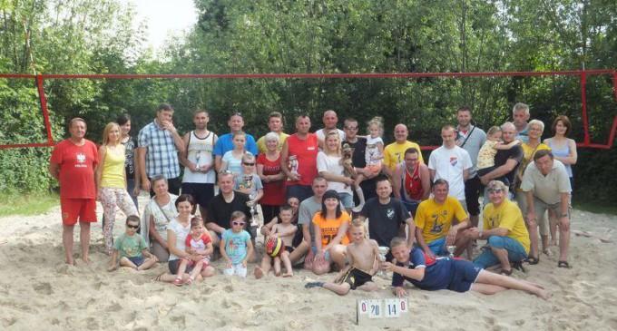 XI Integracyjny Turniej Ognisk Tkkf W Siatkówce Plażowej