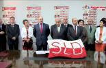 Wybory samorządowe w Tomaszowie. SLD przedstawia kandydatów (wideo)