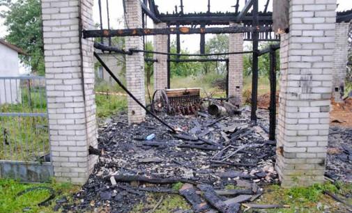 Oprócz 5 podpaleń prawdopodobnie utopił kolegę. Piroman z Brzustowa zatrzymany