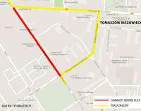 Od 14 maja zamkną ulicę św. Antoniego. Szczegóły objazdów i zmiany w kursowaniu MZK