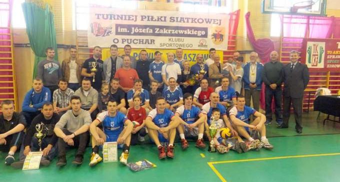 Turniej Piłki Siatkowej im. Józefa Zakrzewskiego