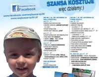 Szczegółowy program koncertu dla Wojtusia Zarzyckiego