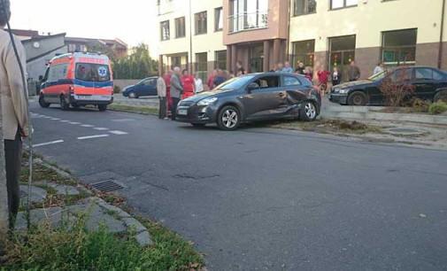 Groźny wypadek na Piekarskiej