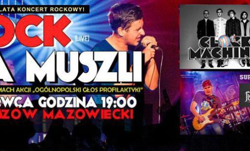 W piątek 13-go jedyny tego lata rockowy koncert w Tomaszowie!