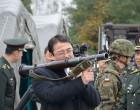 Delegacja Chińskiej Armii Ludowo – Wyzwoleńczej w 25. Brygadzie