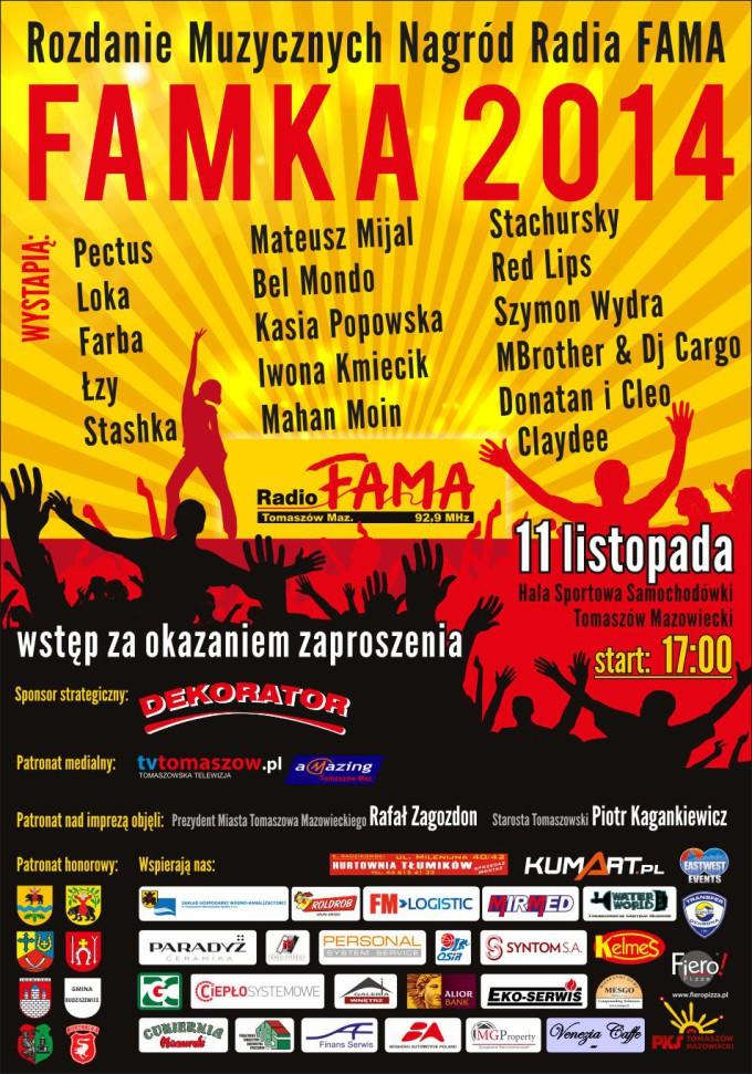 Famka 2014 Tomaszów Mazowiecki