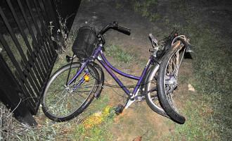 Śmiertelnie potrącił rowerzystę i zbiegł z miejsca wypadku. Miał 2 promile