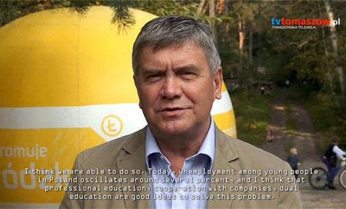 Łódzkie promuje – europejskie rozwiązania w edukacji (wideo)