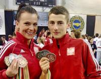 4 medale tomaszowskiej policjantki Marty Mysur