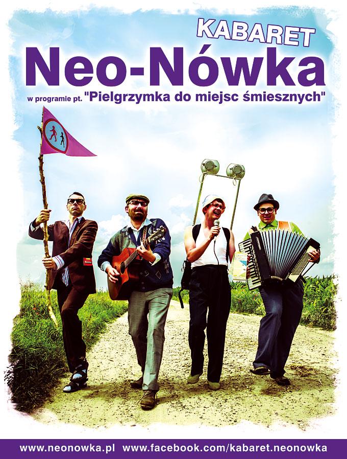 Kabaret Neonówka w Tomaszowie Mazowieckim