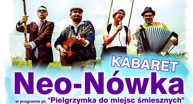 Kabaret NEO-NÓWKA wystąpi w Tomaszowie Mazowieckim