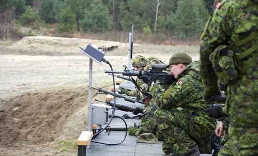 25. Brygada Kawalerii Powietrznej . Ćwiczenia FALCON 14