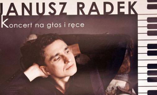 Koncert Janusza Radka w Tomaszowie Mazowieckim