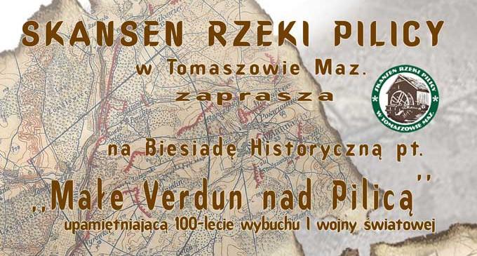 100-lecie wybuchu I wojny światowej w Skansenie Rzeki Pilicy