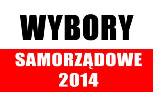 """Wybory samorządowe 2014 w Tomaszowie """"na żywo"""""""