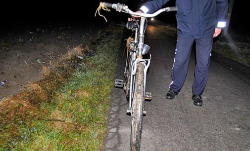 Pijany kierowca zabił rowerzystę i uciekł