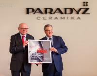 Współwłaściciel Ceramiki Paradyż Przedsiębiorcą 25-lecia Wolności RP