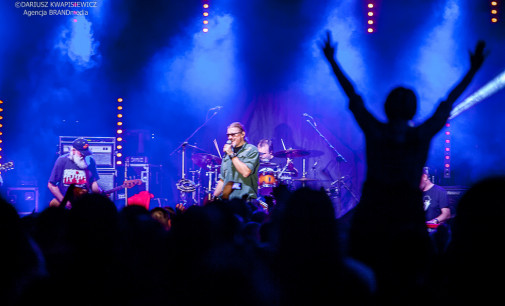Dżem – Legenda polskiego bluesa na koncercie Tomaszowie! (foto)