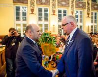 Marcin Witko zaprzysiężony na prezydenta Tomaszowa
