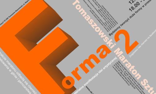 FORMA II – Maraton Sztuki w niezłej formie