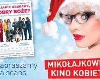 Mikołajkowe Kino Kobiet w Heliosie
