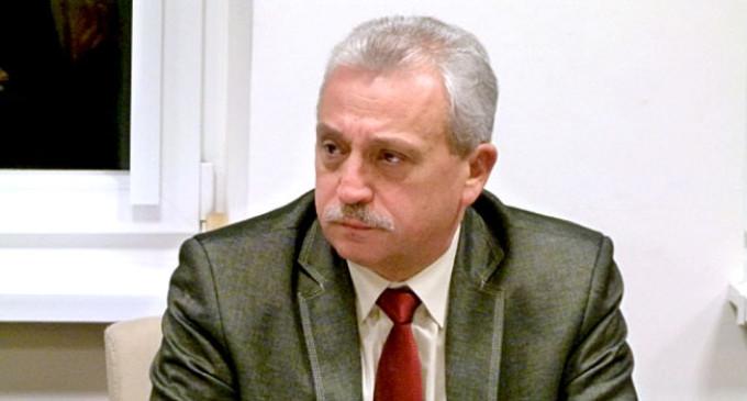 Nowy starosta i zarząd powiatu tomaszowskiego
