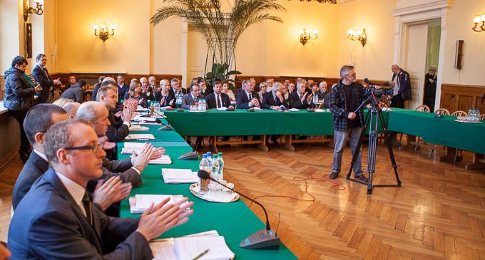 Zaprzysiężenie nowego prezydenta Tomaszowa w poniedziałek