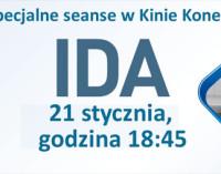 """""""IDA"""" w kinie Helios"""