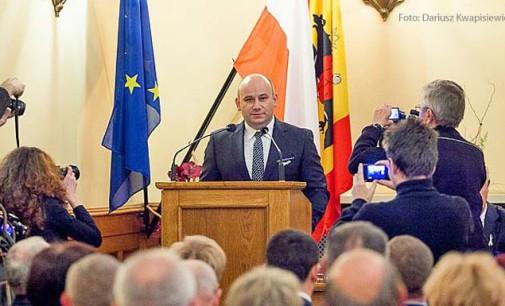 Prezydent Witko zaprasza na spotkanie mieszkańców Ludwikowa