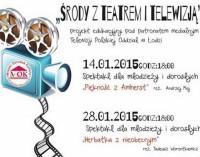 """""""Środy z Teatrem i Telewizją"""" w MOK-u"""
