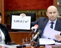 Przyszłość Galerii Arkady – konferencja prasowa prezydenta Tomaszowa Marcina Witko (wideo)