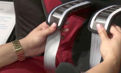 Nowe zasady przewożenia dzieci w samochodach (wideo)